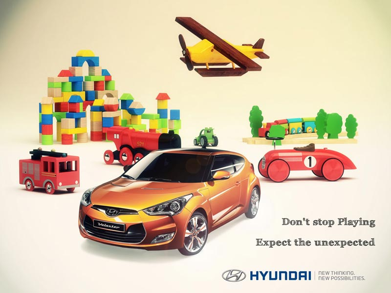 Hyundai Veloster - Expect the Unexpected